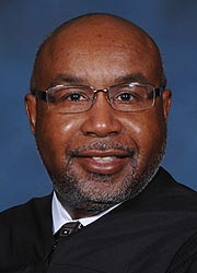 [photo, Alexander Wright, Jr., Court of Special Appeals Judge]