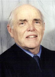 [photo, James N. Vaughan, Chief Judge, District Court of Maryland]