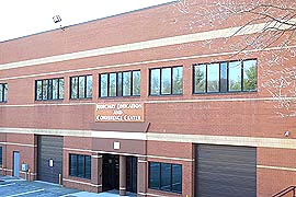 [photo, Judiciary Education & Conference Center, 2011 Commerce Park Drive, Annapolis, Maryland]