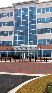 [photo, Maryland Judicial Center, 187 Harry S. Truman Parkway, Annapolis, Maryland]