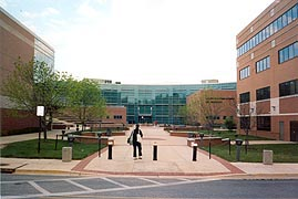 [photo, Center for Applied Learning and Technology, west campus, Anne Arundel Community College, Arnold, Maryland]