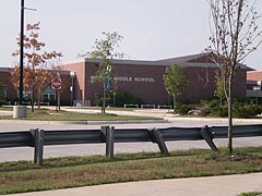 [photo, Marley Middle School, 10 Davis Court, Glen Burnie, Maryland]