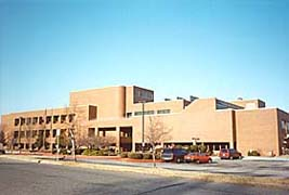 [photo, District Court/Multi-Service Center, 7500 Ritchie Highway, Glen Burnie, Maryland]