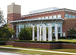 [photo, Robert F. Sweeney District Court Building, 251 Rowe Blvd., Annapolis, Maryland]