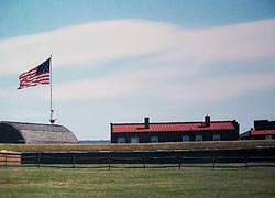[photo, Fort McHenry, Baltimore, Maryland]