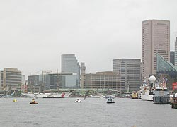 [photo, Inner Harbor, Baltimore, Maryland]