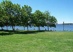 [photo, Canton Waterfront Park, 3001 Boston St., Baltimore, Maryland]