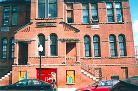 [photo, School 33 Arts Center</a> 1427 Light St., Baltimore, Maryland]