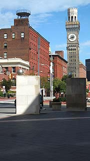 [photo, Bromo-Seltzer Tower, 21 South Eutaw St., Baltimore, Maryland]