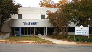 [photo, Public Safety Building, 315 Stafford Road, Barstow, Maryland]