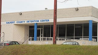 [photo, Detention Center, 325 Stafford Road, Barstow, Maryland]