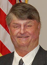 [photo, Roger L. Layton, County Commissioners of Caroline County]