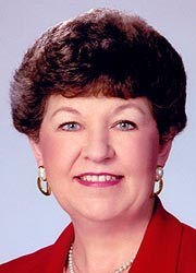 [photo, Julia W. Gouge, President, Board of County Commissioners, Carroll County]