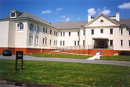 [photo, Building 19H, Perry Point Veterans Medical Center, Perry Point, Maryland]