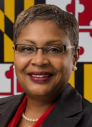 [photo, Debra M. Davis, Charles County Board of County Commissioners, La Plata, Maryland]