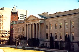 [photo, Montgomery County Courthouse, 27 Courthouse Square, Rockville, Maryland]