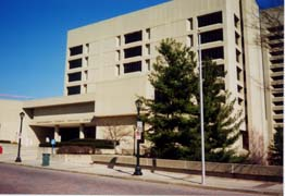 [photo, Montgomery County Judicial Center, 50 Maryland Ave., Rockville, Maryland]