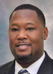 [photo, Derrick Leon Davis, County Council, Prince George's County, Maryland]