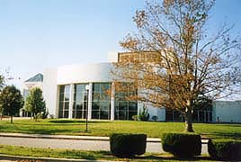 [photo, Todd Performing Arts Center, Chesapeake College, Wye Mills, Maryland]