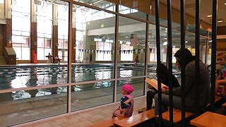 [photo, Wellness and Aquatics Center (Building D), Leonardtown Campus, College of Southern Maryland, Hollywood Road, Leonardtown, Maryland]
