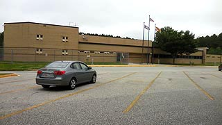 [photo, Somerset County Detention Center, 30474 Revells Neck Road, Westover, Maryland]