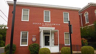 [photo, Office of State's Attorney, Logan C. Widdowson Building, 30500 Prince William St., Princess Anne, Maryland]