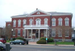 [photo, Somerset County Courthouse, 30512 Prince William St., Princess Anne, Maryland]
