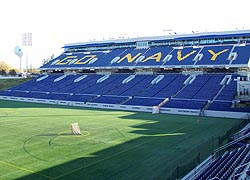 [photo, Navy-Marine Corps Memorial Stadium, 550 Taylor Ave., Annapolis, Maryland]