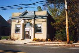 [photo, Town Office, 117 West Main St., Cecilton, Maryland]