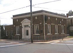 [photo, Town Hall, 406 Main St., Church Hill, Maryland]