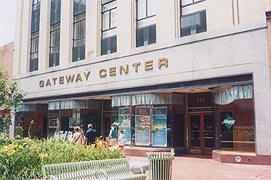 [photo, Gateway Center, 112 Baltimore St., Cumberland, Maryland]
