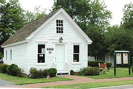 [North Dorchester Heritage Museum, 10 Academy St., East New Market, Maryland]