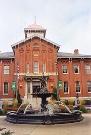 [photo, City Hall, 101 North Court St., Frederick, Maryland]