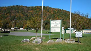 [photo, Community Park, Friendsville, Maryland]