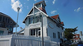 [photo, U.S. Life-Saving Station Museum, 813 South Atlantic Ave., Ocean City, Maryland]
