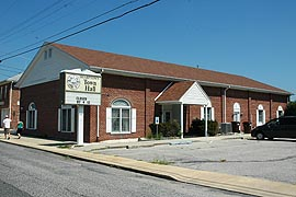 [Town Hall, Sharptown, Maryland]