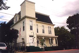 [Town Hall, 21 West Water St., Smithsburg, Maryland]