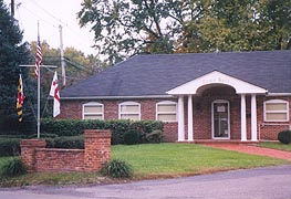[Town Hall, 14211 School Lane, Upper Marlboro, Maryland]