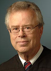 [photo, Paul V. Niemeyer, U.S. Court of Appeals Judge (Maryland)]