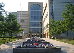[photo, U.S. Courthouse, 6500 Cherrywood Lane, Greenbelt, Maryland]