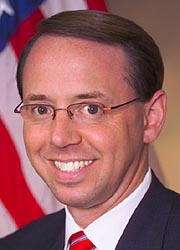 [photo, Rod J. Rosenstein, U.S. Attorney (Maryland)]