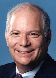 [photo, Benjamin L. Cardin, U.S. Senator (Maryland)]