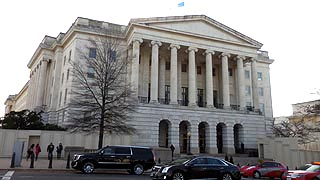 [photo, Longworth House Office Building, Independence Ave., Washington, DC]