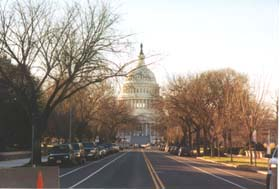 [photo, U.S. Capitol (from East Capital St.), Washington, DC]