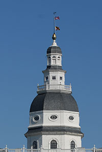 Image result for annapolis state house images