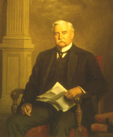 Portrait of John Walter Smith by Thomas Cromwell Corner
