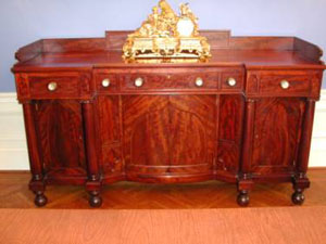 Sideboard, Empire Style