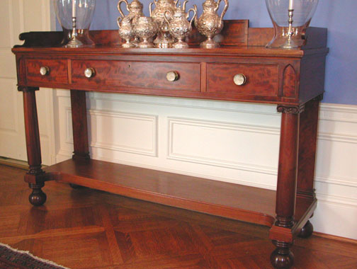 Nice Empire Style Console Table , Potthast