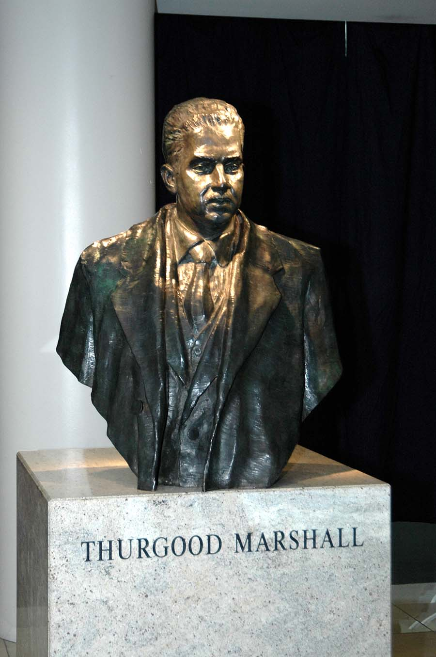 a research on thurgood marshall A chronology of thurgood marshall's nomination, confirmation, and appointment to the supreme court in the summer and fall of 1967  senior research fellow at the .