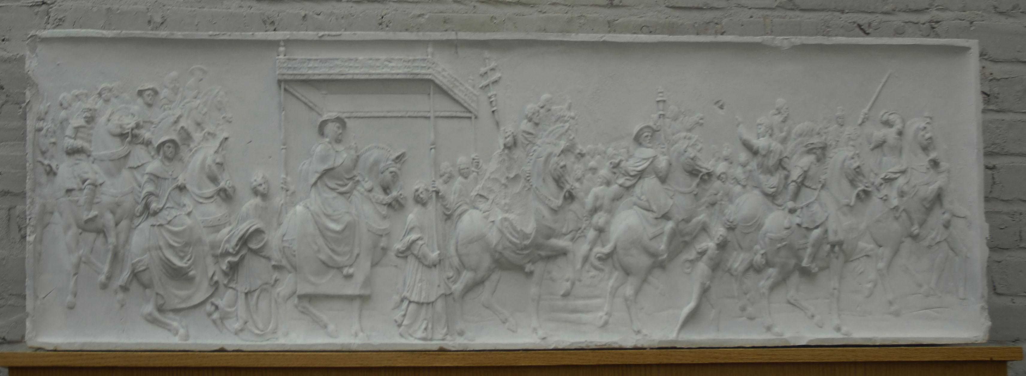 Top Maryland State Art Collection: Sculpture,Cardinal Duprat and  VB31